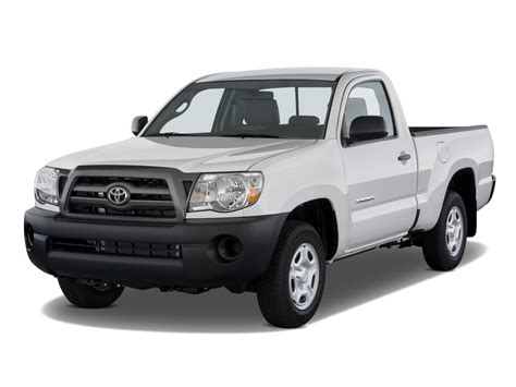 2010 Toyota Tacoma Mpg 4wd 2010 Toyota Tacoma Reviews And Rating Motor Trend