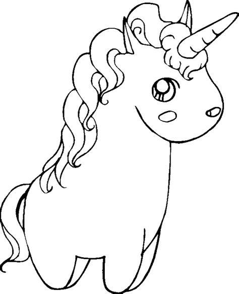 coloring pages of baby unicorns cute unicorn coloring pages az coloring pages