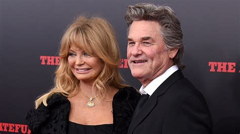goldie hawn kurt russell interview goldie hawn reveals secret to 33 year relationship with