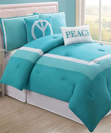 Turquoise Comforter Sets by Turquoise Hotel Comforter Set