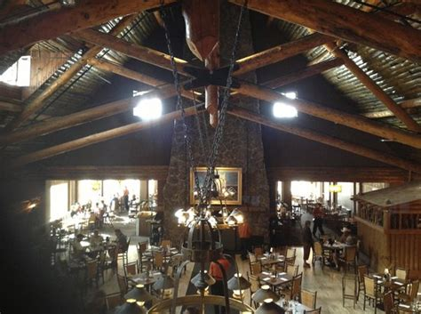 old faithful inn dining room dining room picture of old faithful inn yellowstone