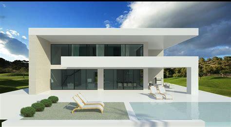 yin yang house modern turnkey villas in spain france portugal