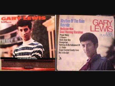 lewis rhythm of my gary lewis the playboys rhythm of the lyrics