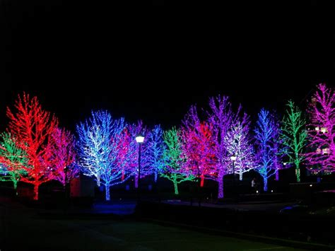 panoramio photo of oklahoma city christmas lights