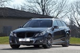 Mercedes E Class Wagon Ktw Tuning Brabus Mercedes E Class W212 Wagon Diesel