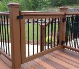 decking banister 25 best ideas about composite deck railing on
