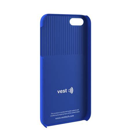 Anti Iphone 5s vest anti radiation iphone 5 5s se blue ebay