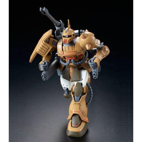 Hg 1 144 Zaku Half Cannon Bandai p bandai hg 1 144 zaku cannon test type release info
