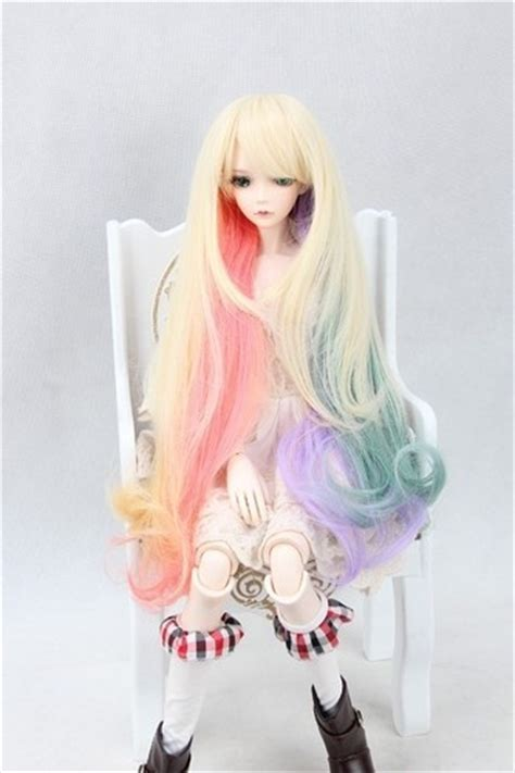 Wig Manreally Kawaii Hair Import 9 10 best anime curly hair images on cool drawings crafts and draw