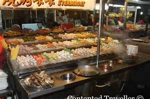 Chinese Chairs Jalan Alor Kuala Lumpur S Food Kitchen Tastytuesday
