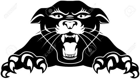 panther clip walking panther clipart www imgkid the image kid