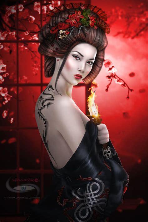 imagenes red japonesa 1000 images about enchanted geisha art on pinterest