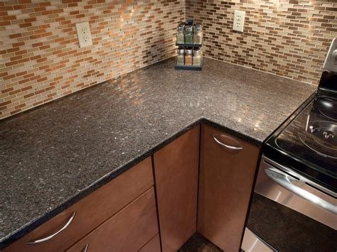 counter tops for kitchen granite countertop prices hgtv