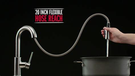 delta touch20 kitchen faucet delta faucet trinsic touch20 kitchen faucet efaucets com