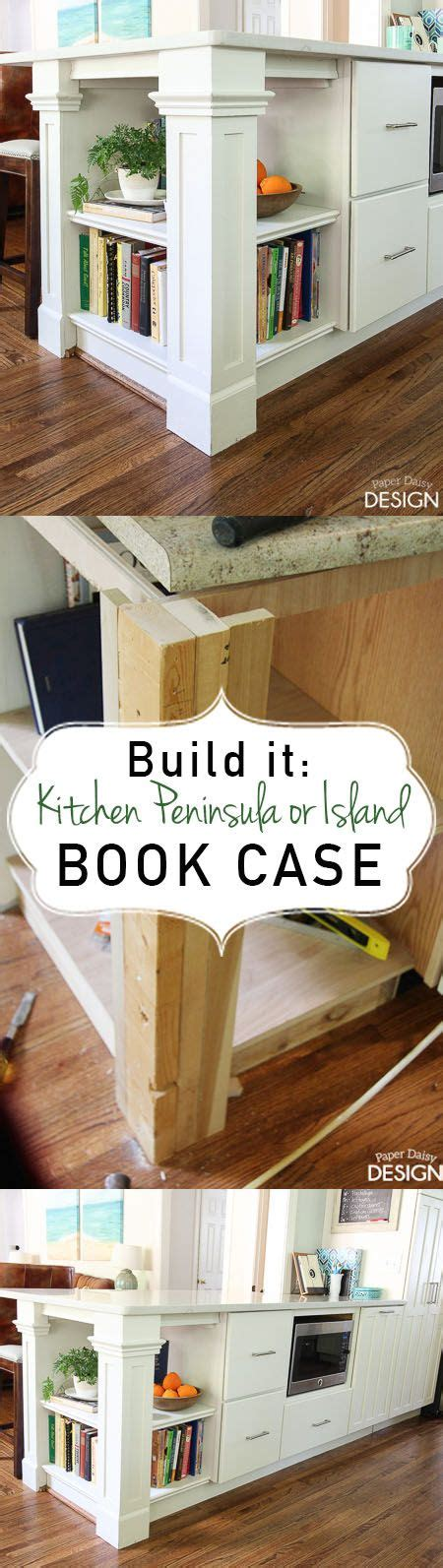 how do you build a kitchen island 17 best ideas about cookbook display on