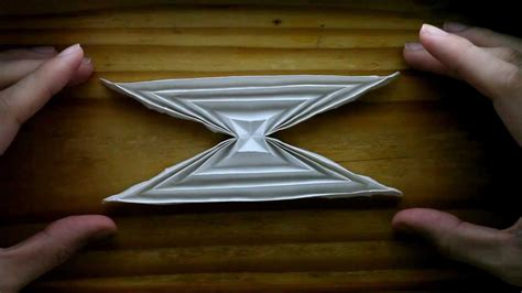 Hyperbolic Origami - origami hyperbolic paraboloid