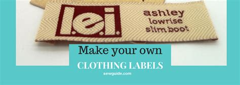 design own clothes labels how to design my own clothing label efcaviation com
