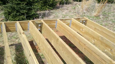 Joist Hangers For Decks by Shadow Of The Mountain Observatory