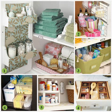 Bathroom Cabinet Storage Ideas by 28 Creative Bathroom Storage Ideas