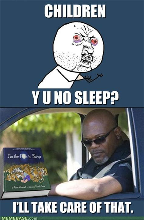 Samuel L. Jackson?s Solution To Sleep Deprived Parents
