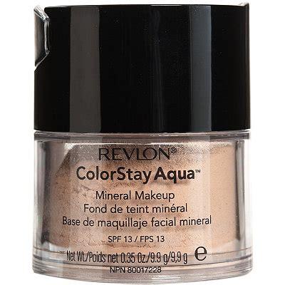 Bedak Revlon Colorstay Aqua Mineral colorstay aqua mineral makeup ulta