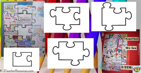 large printable jigsaw puzzles printable blank jigsaw puzzle template
