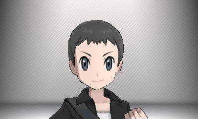 hairstyles in pokemon moon male pok 233 mon sun moon character customization pok 233 mon amino