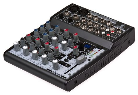 Mixer Audio file behringer xenyx 1002fx jpg wikimedia commons