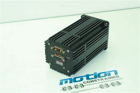 smart motor animatics animatics sm3450d smart motor brushless integrated servo