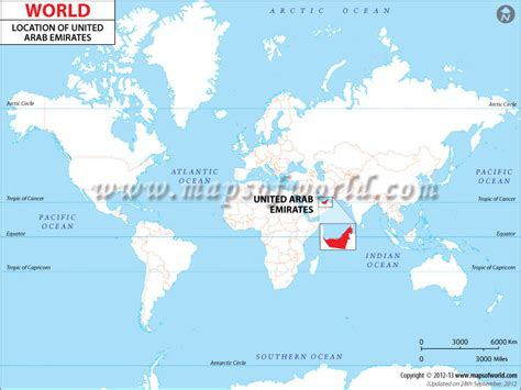 uae in world map where is dubai locate and is it safe to vacation there