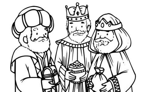 imagenes de navidad para colorear reyes magos 20 dibujos de navidad para imprimir y colorear con ni 241 os