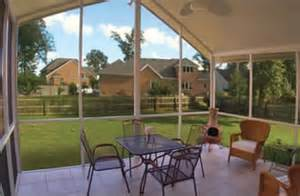 Sun Air Awnings Screen Porches And Enclosures By Screenmobile Porch