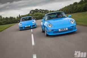 Riviera Blue Porsche Opinion Do Certain Porsche 911s Suit Certain Colours