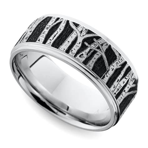 Wedding Ring Nature by Nature Inspired S Rings