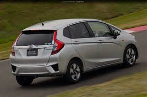 2014 Honda Fit Next Generation 2015 Honda Fit Revealed