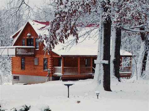 Winter Cabin Rentals Virginia by Secluded Creek Cabin Tub Dish Vrbo