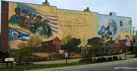 Shape Of House Reynoldsburg History In Art