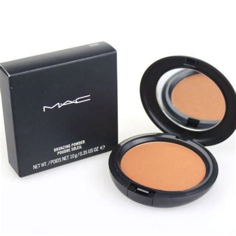 mac bronzing powder ebay