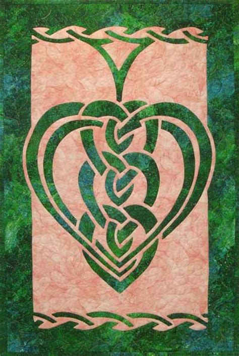 Celtic Quilt Designs by 17 Best Ideas About Celtic Quilt On Knot