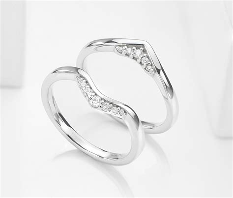 hers and hers wedding rings dazzling ideas for the