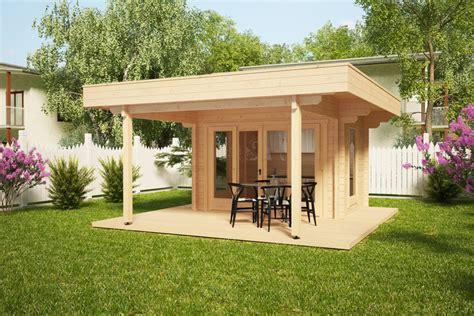 Veranda 8m2 by Summer Kitchen Garden Room Remo 2 8m2 44mm 5 X 5m