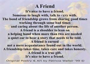 poem for friend loss of a friend poems friends poetry 1 by