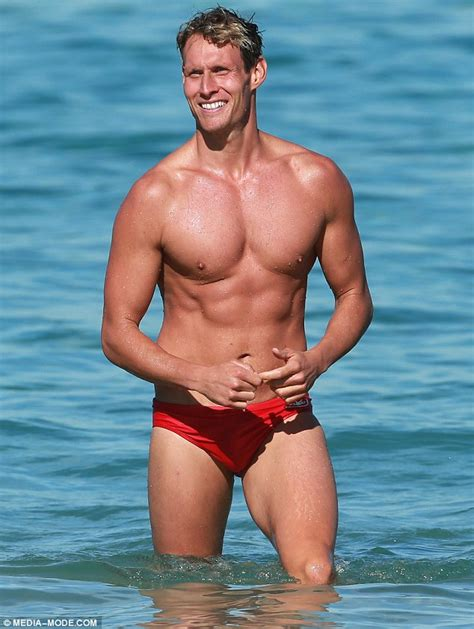 reason speedo was invented angelina jolie s personal trainer luke hines in red hot