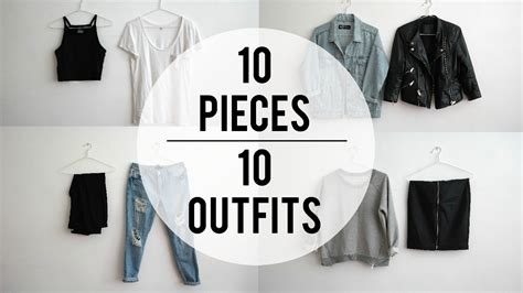 Wardrobe Pieces To Mix And Match by Mix And Match Wardrobe Essentials