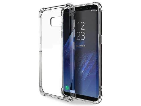 Samsung S8 Anti Anti Shock Fuze Tpu Anti Bentur 51 transparant galaxy s8 hoesje anti shock tpu