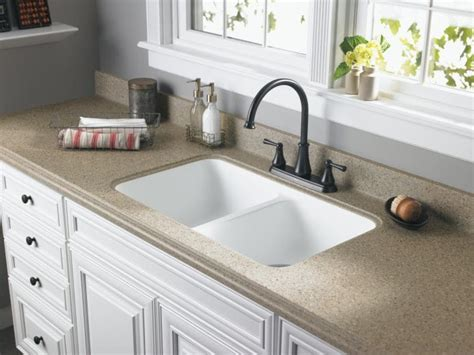 Laminate Countertops Undermount Sink by Pros And Cons Of Undermount Kitchen Sinks Angie S List