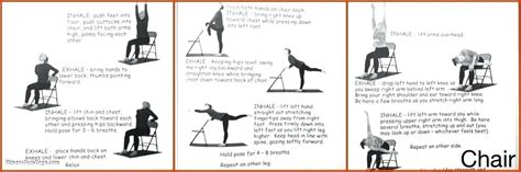 Printable Exercise Routines For Seniors seated sequence for seniors dandk