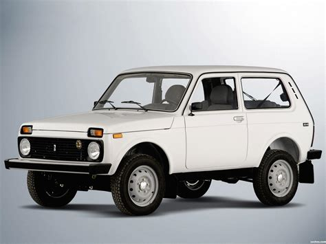 What Is Lada Lada Niva Ma Voiture