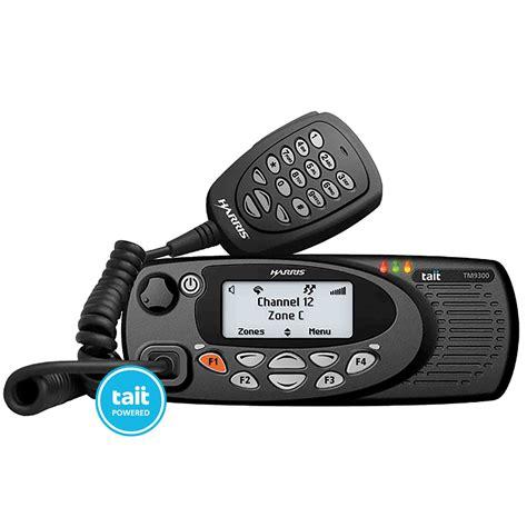 radio mobile tm9300 dmr mobile radio harris