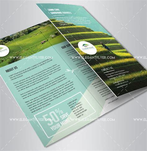 brochure templates for photoshop cs3 25 free psd professional bi fold tri fold brochure